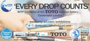 World Water Day Art Exhibition London